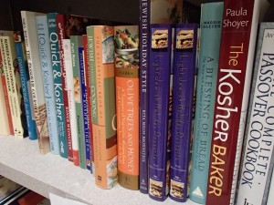 Books on cooking, customs, children's books and more