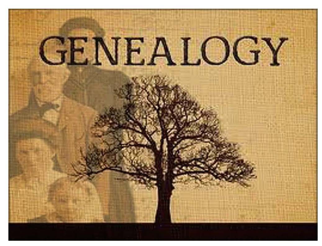 SOUTH HILLS GENEALOGY DAY - Beth El Congregation